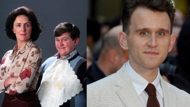 Így néz ki ma a Harry Potter filmek Dudley Dursley-je, Harry Melling