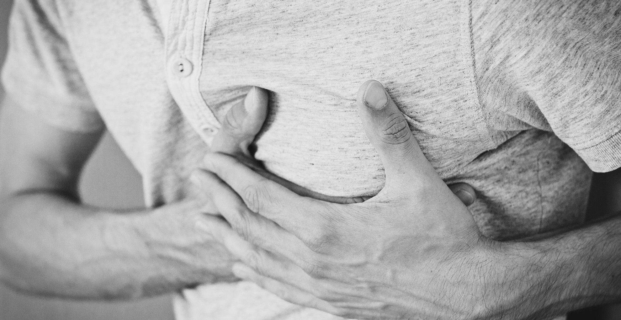 Ingyenes szűrővizsgálaton tudta meg, hogy szívinfarktusa van.