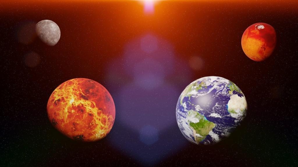A Mars és a Merkúr közötti nehéz fényszög nehézségeket jelez júliusban