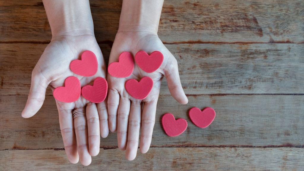 A szeretet a legerősebb kapocs