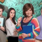 Liptai Claudia a Tanár című sorozatban