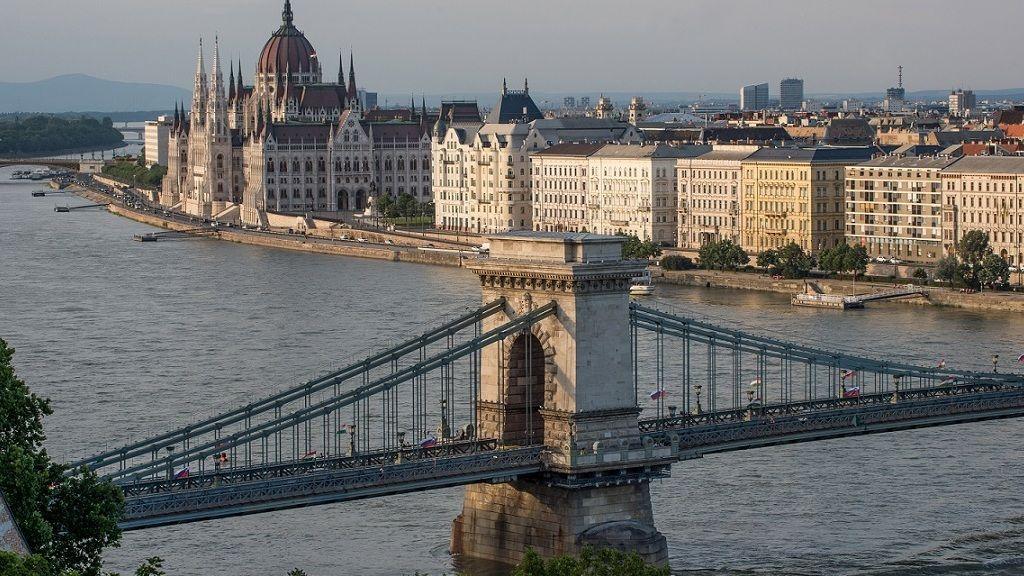 Budapest - Fotó: MTI/Cseke Csilla