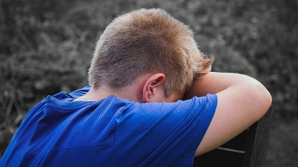Bántalmazott gyermek - Fotó: Pixabay