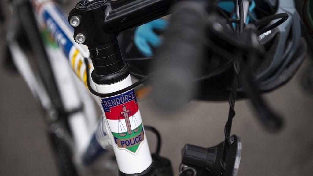 Bicikli - Fotó: MTI/Mónus Márton