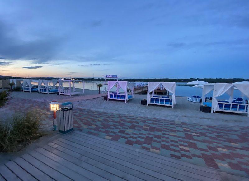 Beach-ételek és holdfényes vacsorák (x)