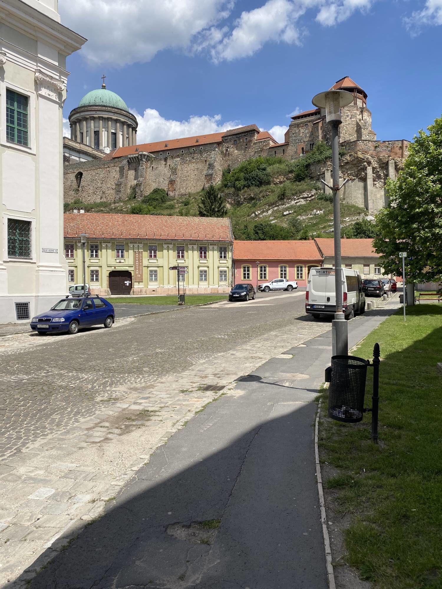 Bazilika Esztergomban