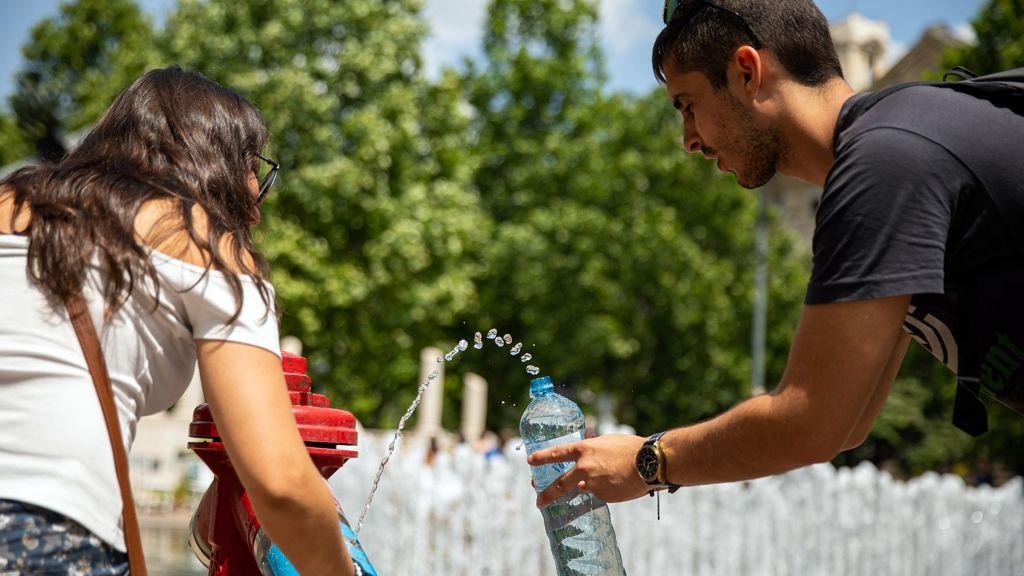 Egyre több ivókút lesz Budapesten