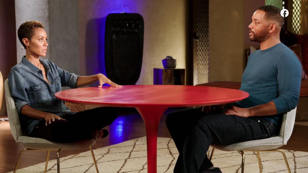 Jada Pinkett Smith és Will Smith a színésznő viszonyáról