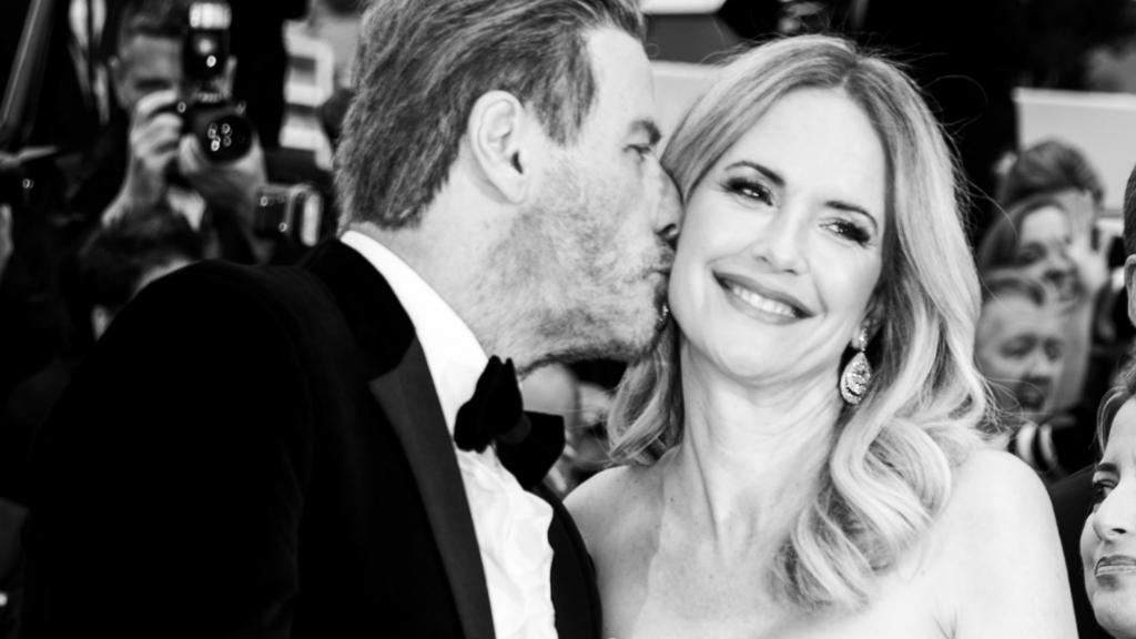A Travolta házaspár 2018-ban