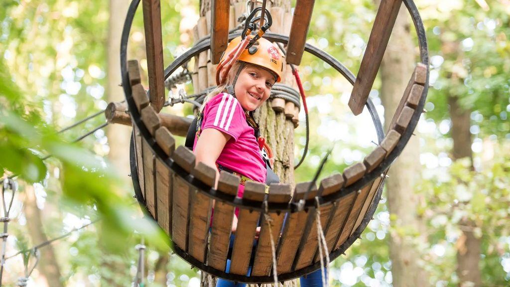 Idén nyáron menjetek a gyerekkel kalandparkba!