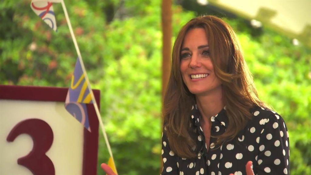 Katalin hercegné új frizurája sokkal világosabb
