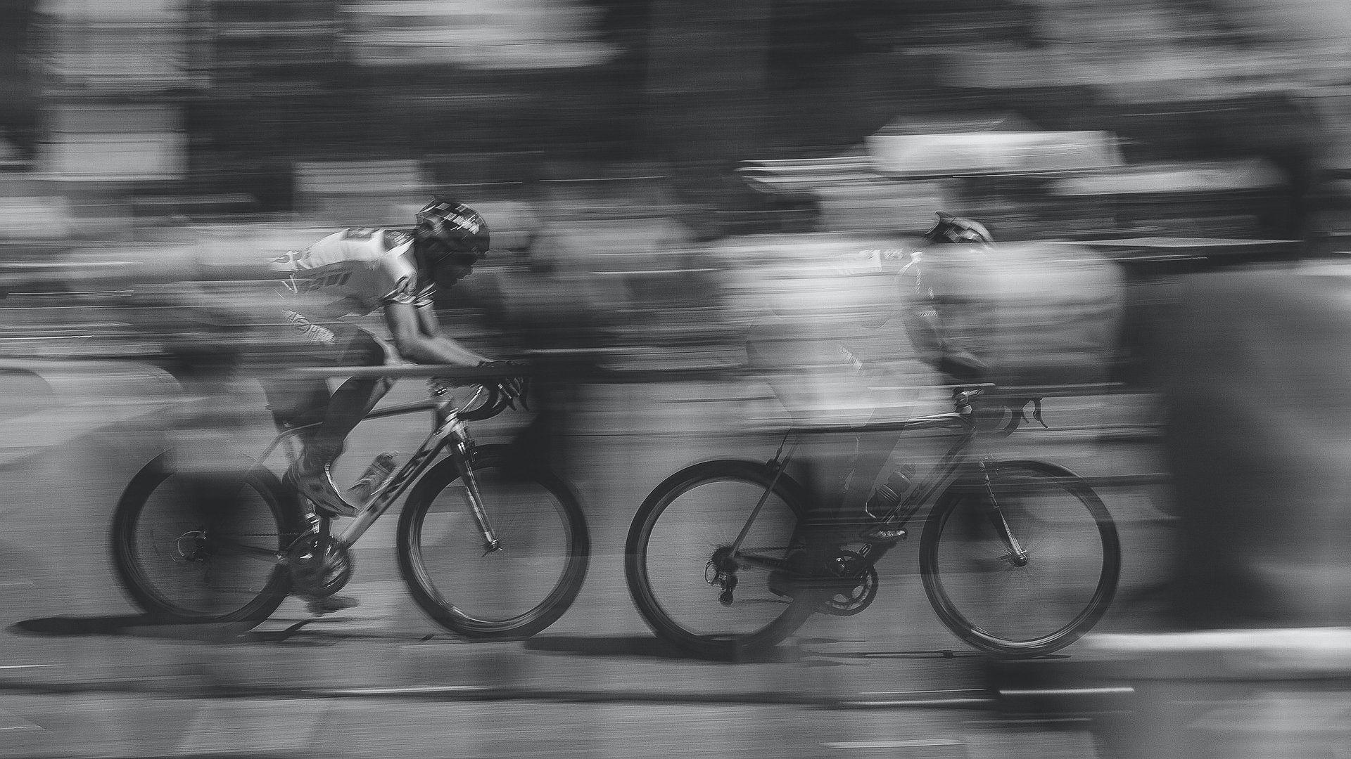 Kerékpárversenyzők