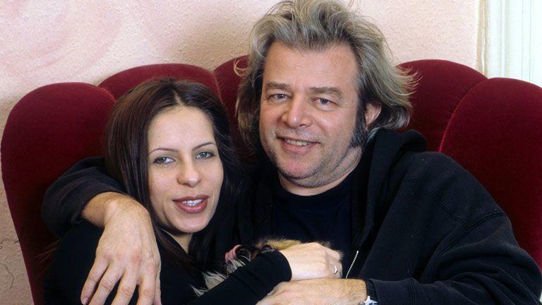Egy régi közös fotó Somló Tamásról és Keszthelyi Gyöngyvérről Fotó: Smagpictures.com / Story-Best