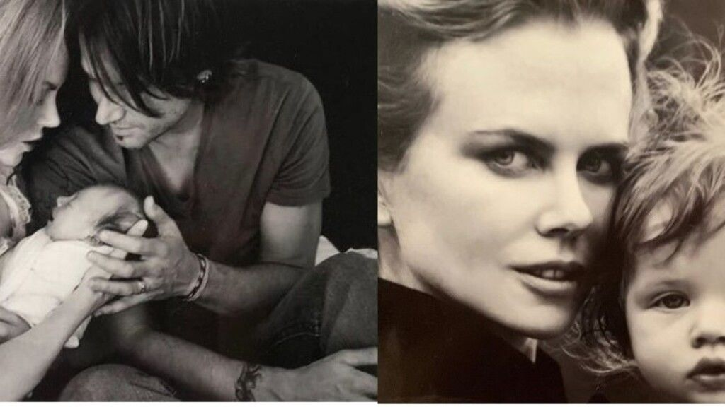 Nicole Kidman lányai