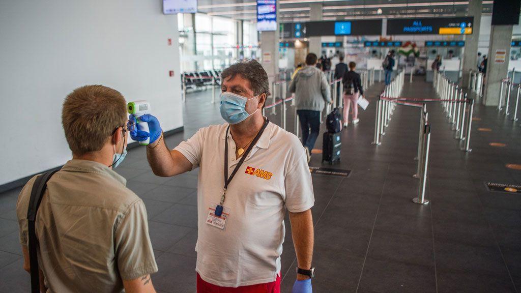 Koronavírus beutazási korlátozások