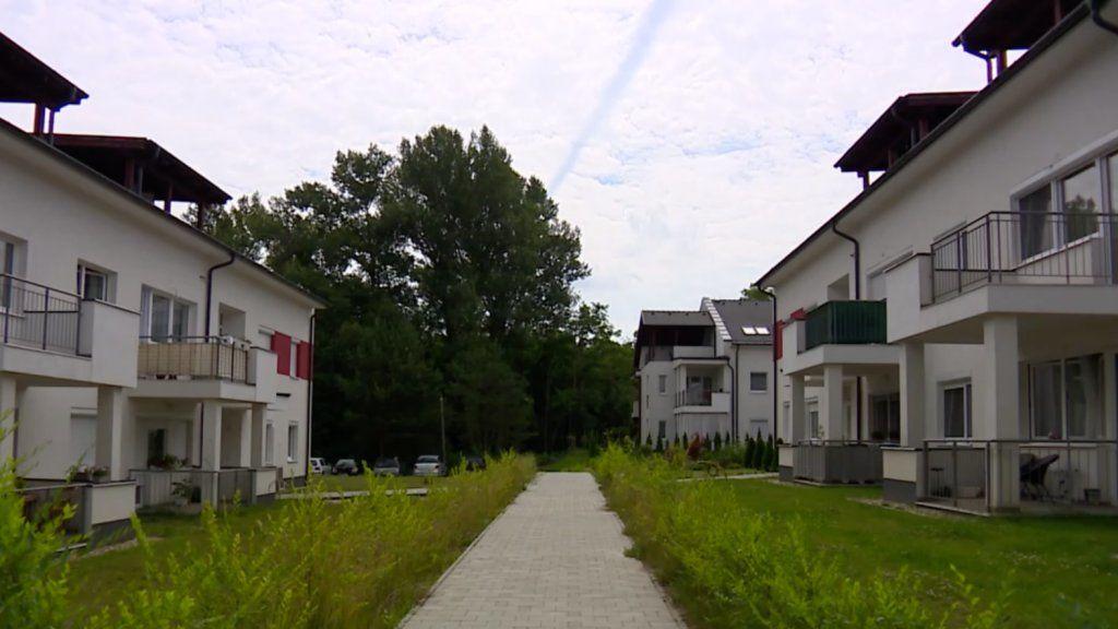 veresegyházi lakópark
