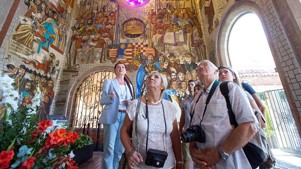 Élj! Láss! Érezz! – Királyi élmények Székesfehérváron, a legboldogabb városban (x)
