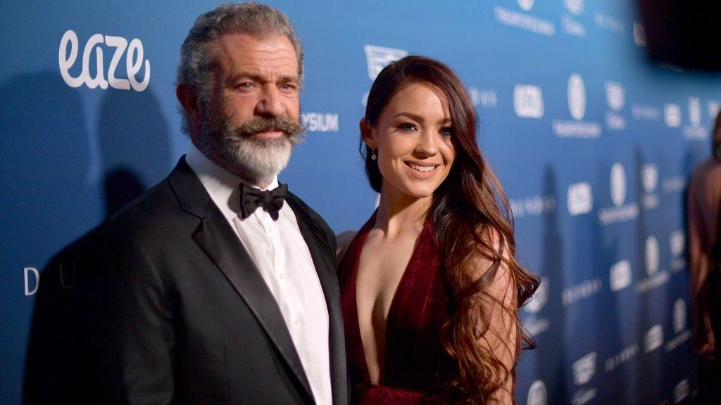 Mel Gibson és Rosalind Ross