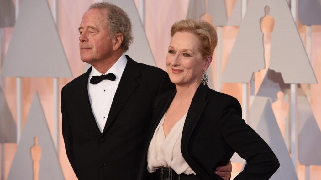 Meryl Streep és Don Gummer