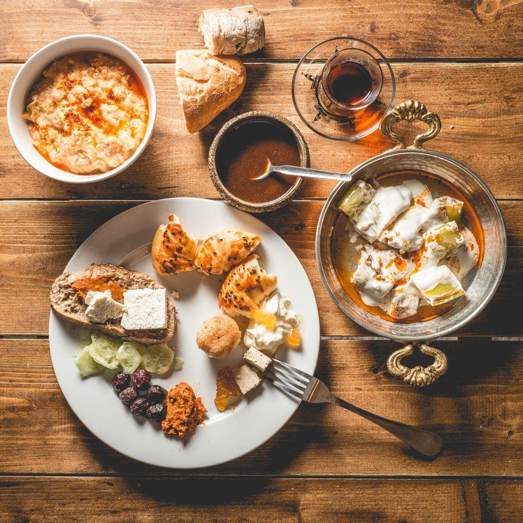 Autentikus török ételek Magyarországon