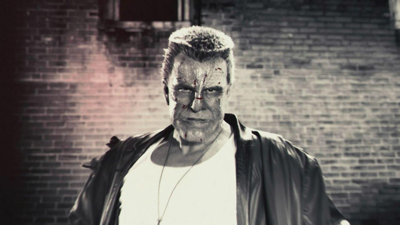 Mickey Rourke a Sin City folytatásában (fotó: outnow.ch)