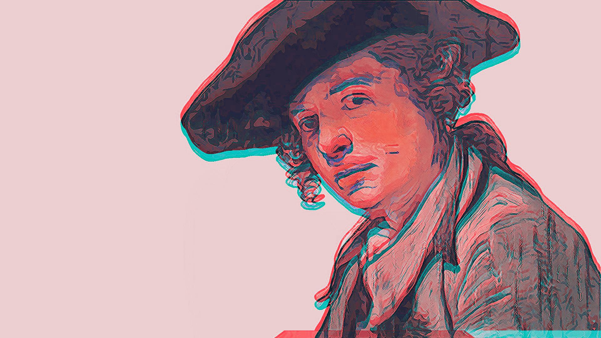 Egy szexőrült budai ficsúr volt Jean-Jacques Rousseau legjobb barátja