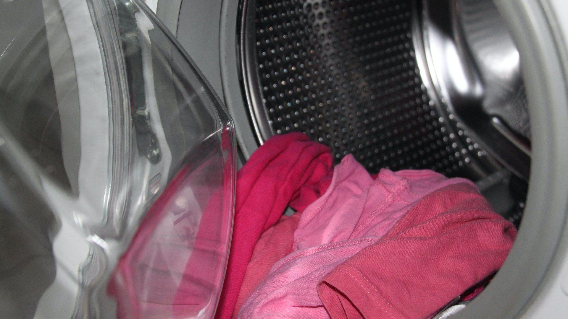 Ruha a mosógépben