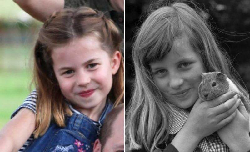 Diana hercegné és Sarolta hercegnő