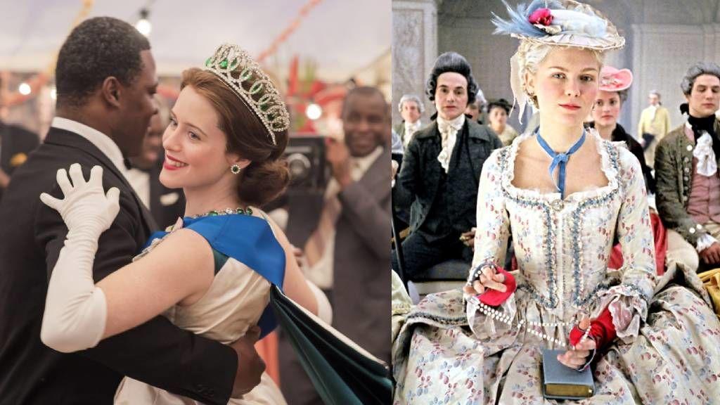 Királynők a filmvásznon