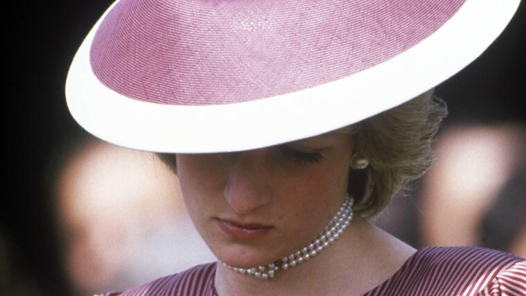 Diana hercegnő különös kalapjai