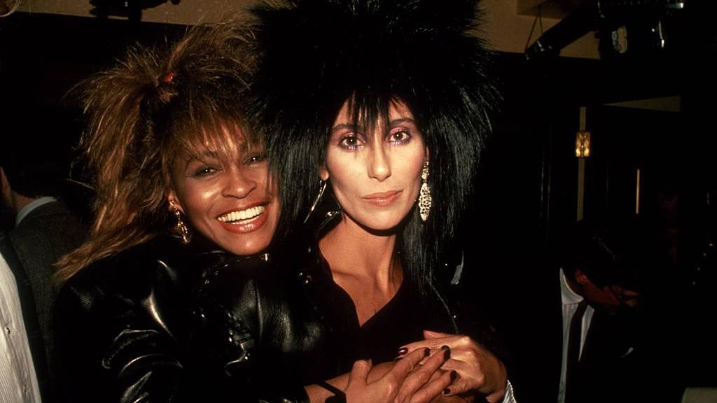 Tina Turner és Cher