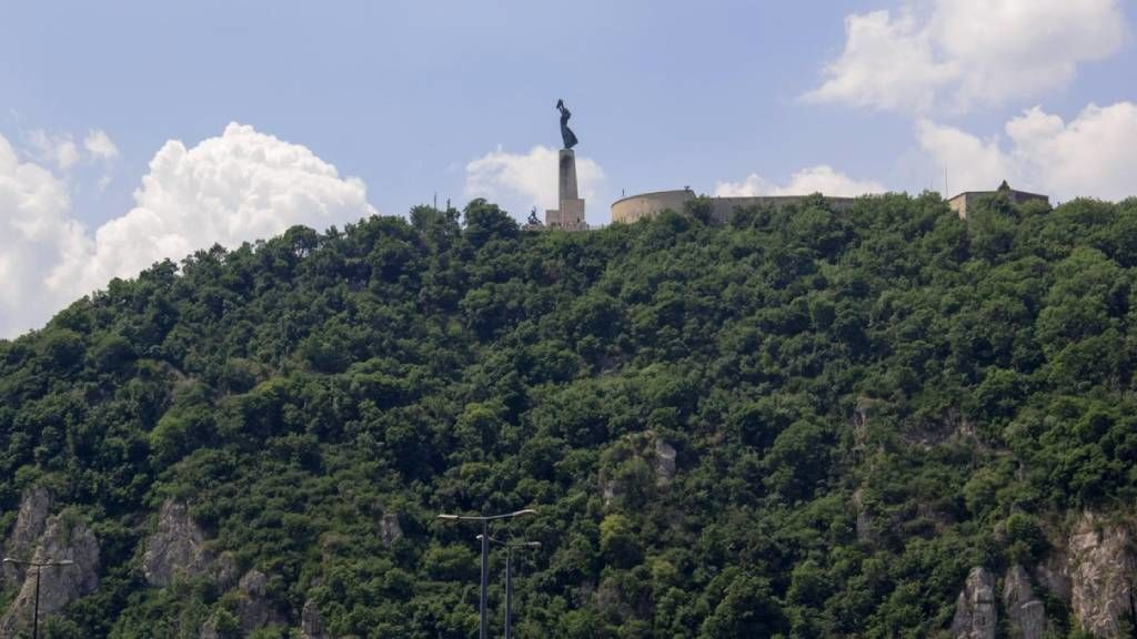 Citadella a Gellrét-hegyen