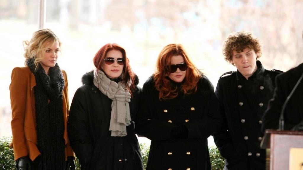 A Presley család