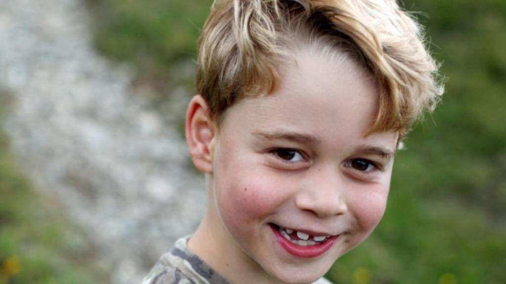 Hetedik születésnapja van György hercegnek