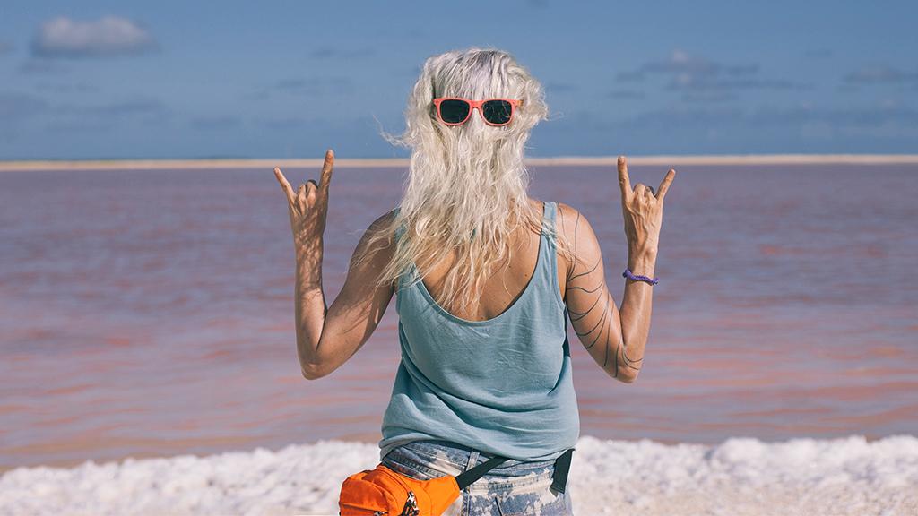 Néhány trükk elég hozzá, hogy jól nézzünk ki a nyaraláson készült képeken