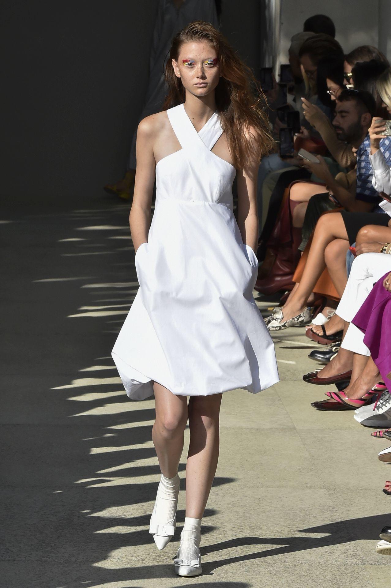 Pántos nyári ruha - Salvatore Ferragamo