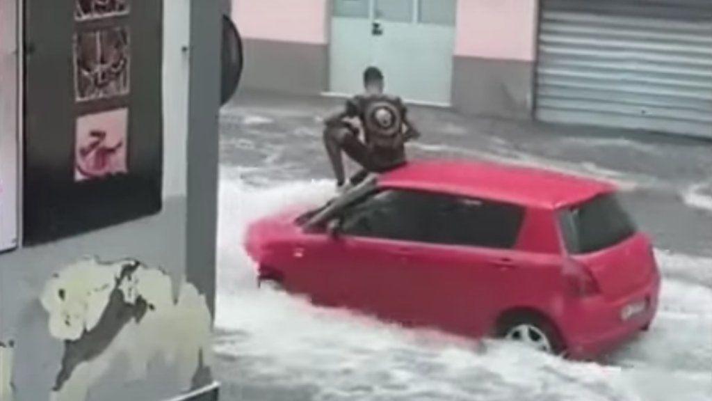 Özönvíz Szicíliában