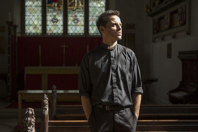 5 pap, akiért rajongunk a filvásznon