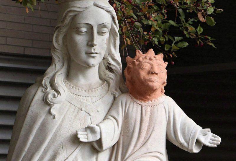 A kis Jézus új feje