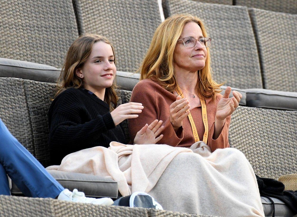 Elisabeth Shue és lánya