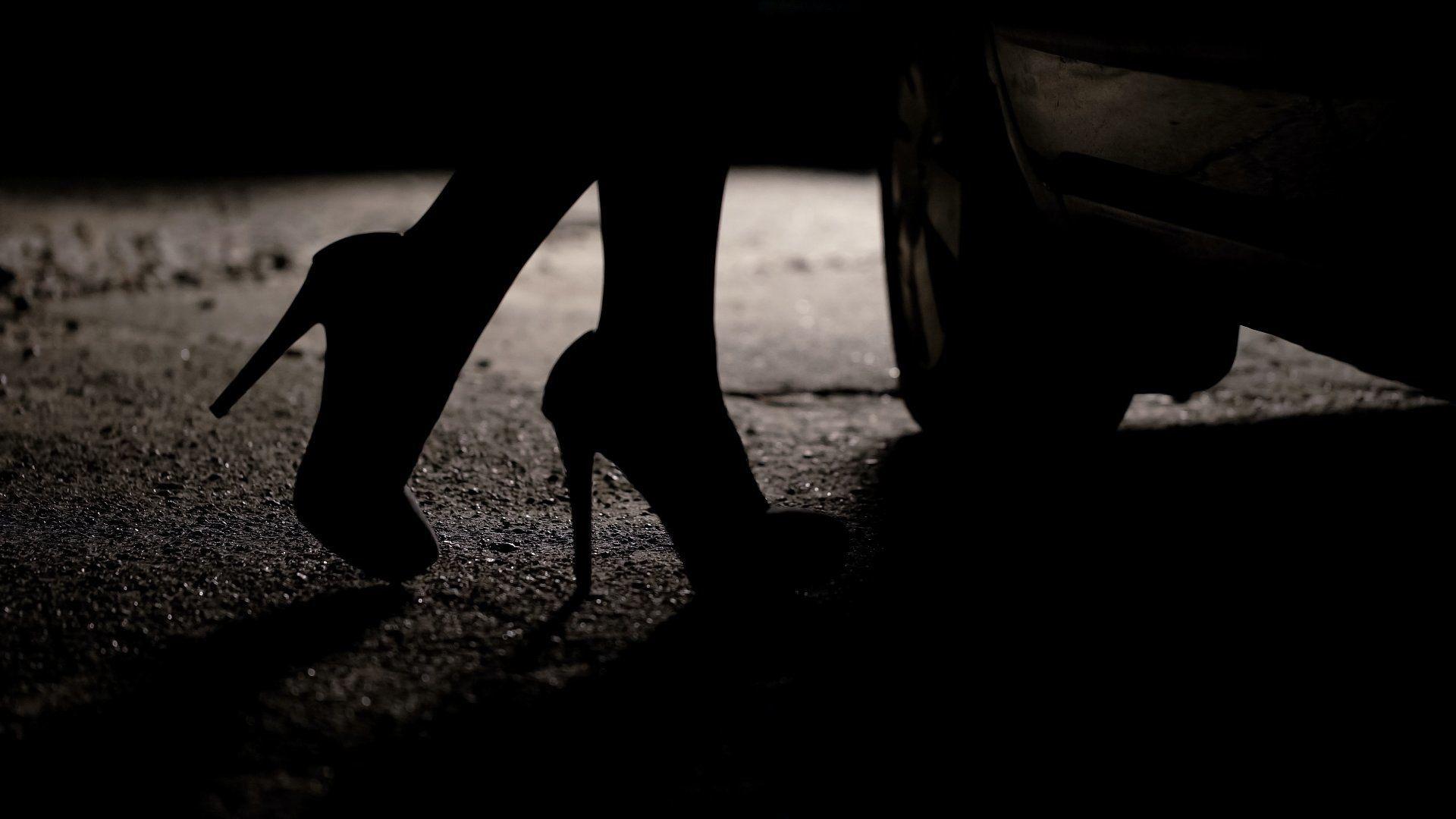 Prostituált