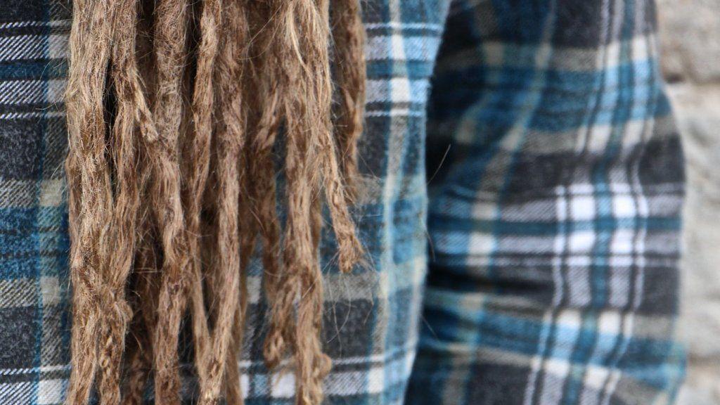 Raszta haj