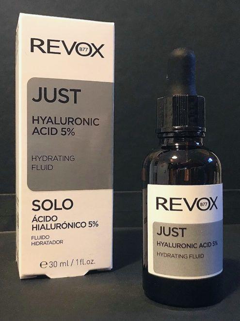 Revuele REVOX JUST HYALURONSAV