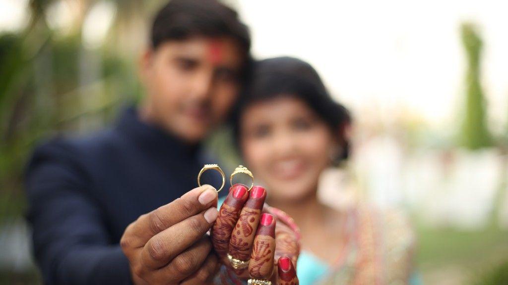 Egy indiai esküvő. Képünk illusztráció (fotó: Pixabay)