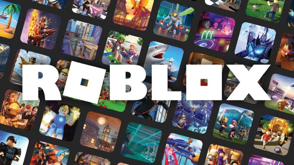 A Roblox online játék logója