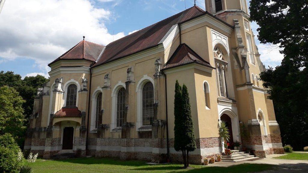 Szent Imre templom, Rönök