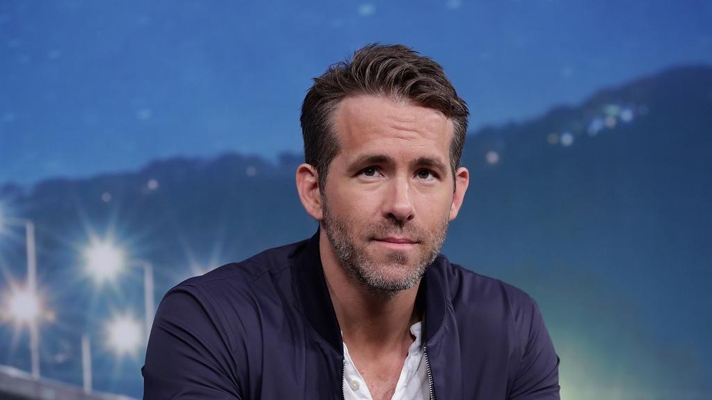 Ryan Reynolds nemes ügy mellé állt.