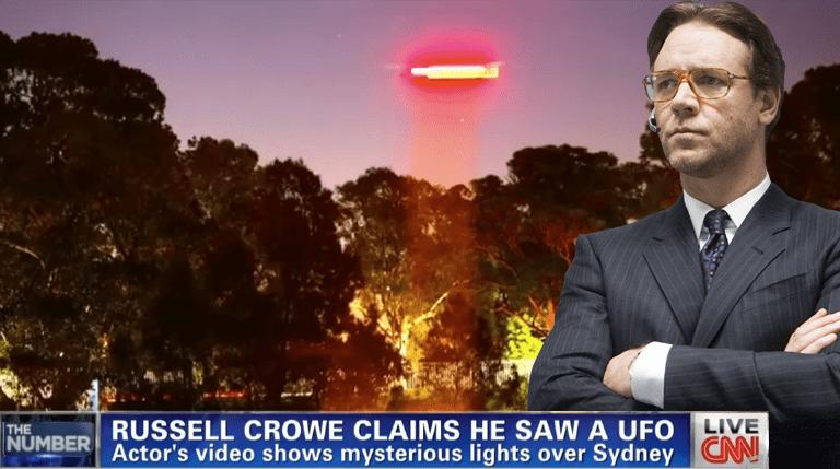 Russel Crowe felvétele bejárta a sajtót