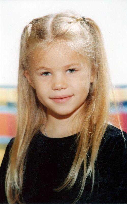 Stohl Rebeka akkor, 2000-ben