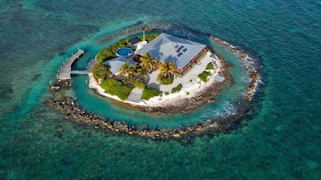 Ezen a környezetbarát privát szigeten sokáig éldegélnénk - Fotó: Profimedia